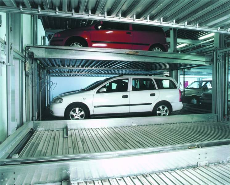 Parking and its Future in Automated Parking Systems